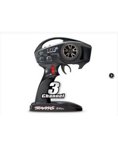 Traxxas 6529 Transmitter, TQi Traxxas Link™ enabled, 2.4GHz high output, 3-Channel (transmitter only)