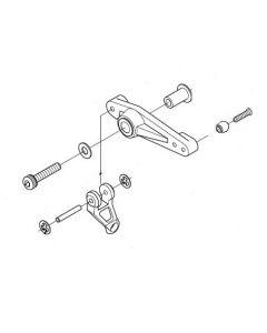 JR 70326 Washout Arm set (Venture 30/50)