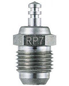 OS 71642070 RP7 Turbo Glow Plug, Medium