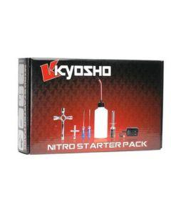 Kyosho 73204 Nitro Starter Pack