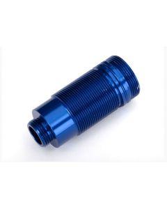 Traxxas 7466 Body, GTR long shock, aluminum (blue-anodized) (PTFE-coated bodies) (1)