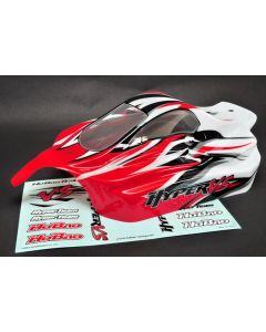 Hobao 85033R Painted Red  Body Buggy  Hyper VS 1/8