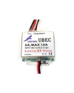 Hobbywing 86010030 UBEC-8A-3S (Receiver Battry Eliminator)
