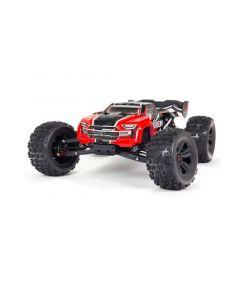 Arrma ARA8608V5T1 Kraton 6S BLX 2020 Spec Monster Truck RTR, Red 1/8