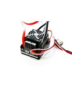 Hobao 89421WP 1/8 150A WATER PROOF ESC