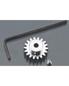 Tamiya 9805997  08 Module 18T Pinion Gear: 58346 - For 540 Motor