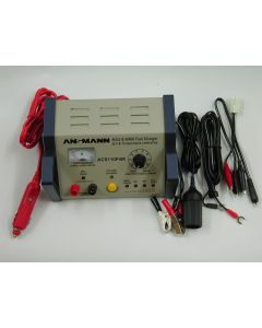 Ansmann 5707012 NiCd/NiMh Charger 1.2-12V(in 12V/out 4A max)