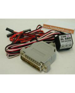 CSM  Micro Cased SL 560 Gyro Smart Lock System (Revision 4)