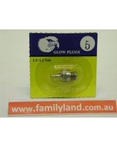 Eagle 422920 Glow Plug #3 Hot /breaking-in,winter