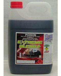 Extreme Blendz (Black Magic) Pro Car Fuel 16% Nitro,16% Synthetic 5L