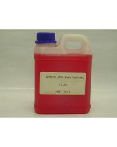 Hot Stuff Pure Synthetic 1 litre (KlotZ KL-200)