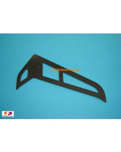 Great Swift CA049 Vertical Fin - Carbon (GS Cyclone 425)