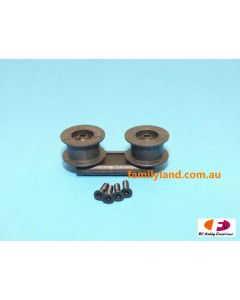 Great Swift EH80-P037A GUIDE PULLEY ASSEMBLED (Heli GS Cyclone)