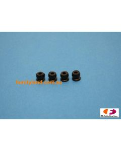 Great Swift EH80-P100 Plastic Ball (4pcs) (Heli GS Cyclone 425)