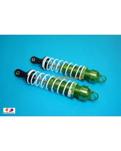 Great Vigor 34B980A01 Front Shock Set w/White Spring 112.5mm (2)