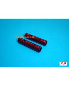 Great Vigor EL1683RE Connecting Sleeve L=36mm Red