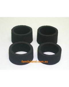 Great Vigor OA005 Foam Tire (2xFront , 2xRear) /Mini R
