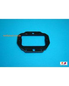 Great Vigor XV30421BA Main gear plate 3mm black