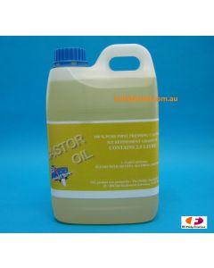 HHQ Oil- 1st pressing Castor BP 93 2.5 Litre