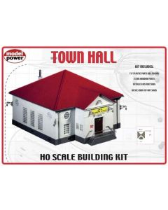 Model Power 400 HO Scale Town Hall