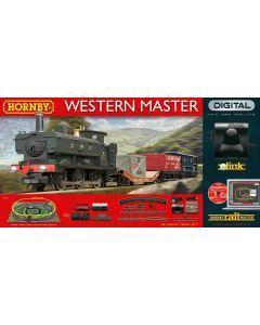 Hornby R1173  Western Master Digital Train Set with eLink