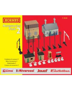 Hornby R8228 Accessories Pack 2