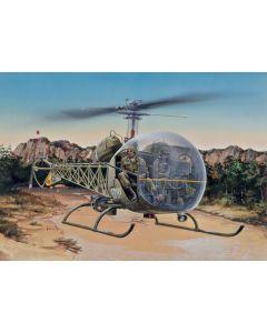 Italeri 0857 OH-13S Sioux 1/48