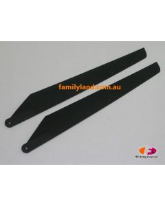 Twister 6602712 POLICE HELICAM MAIN ROTOR BLADES A  (Lower) (Compatible to IFT 1320)