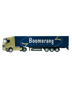 Joal 501 Mercedes MB Actros with Trailer 1/87