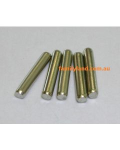 Kyosho AE49 Pin(SM1) 2 x 11mm (5) (Alpha/Alpha2/Alpha 3)
