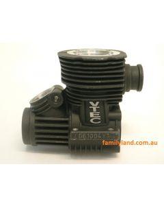 LRP 38130 Crank Case w/Front & Rear Bearing (Z.28R Spec.3 Truggy