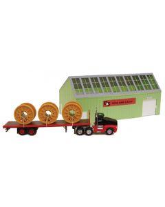 Model Power 770 HO Scale D&S Wire w/Truck
