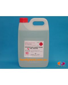 HHQ 100% pure Nitromethane, 5 Litre