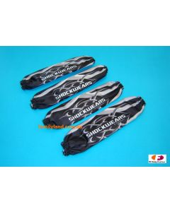 Outerwears 45-2274-20 Shoskwears for 1/5 Scale Buggy (Black//4pc