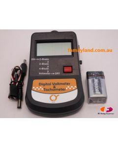 Ming Yang model 602-1 Digital Voltmeter/Tachometer
