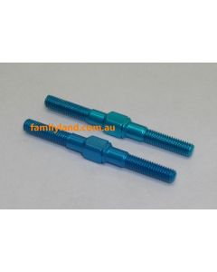 Tamiya 9808238 Turnbuckle Shaft - 3x35mm Alu. (F104)