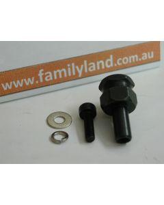 Traxxas 4844 Clutch adaptor Nut/3x10mm screw,washer,split washer