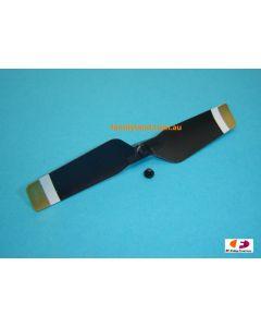 Twister T4-002 Tail Rotor Blade w/Screw (Twister Sport 400)