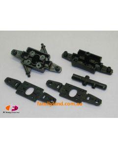 Twister TMP-007 Micro Twister Pro Rotor Head Set