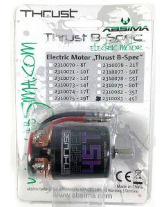 Absima 2310083 Brushed motor 45T Thrust B -Spec Crawler edition