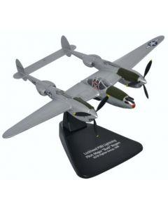 Oxford Diecast AC081 P38J Lightning 1/72 Model Aircraft