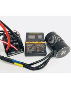 Ace Power 15042681900 Ace HW B/less 1/8th combo 150A 4268SL 1900kV