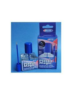 Deluxe  AD77 Plastic Magic (Glue) 40ml