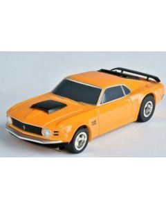 AFX 21050 Mustang Boss 429 – Orange - Collector Series 1/64