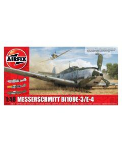 Airfix 05120B Messerschmitt Bf109E-3/ E-4 1/48