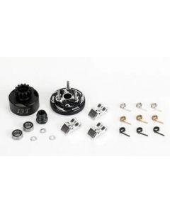 Alpha E64-BUB2113 Clutch Bell COMBO SET (13T, bearings, flywheel, clutch shoes, springs, nut)