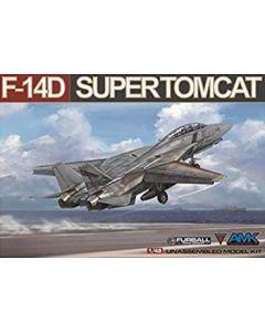 AMK 88007 F-14D Super Tomcat 1/48