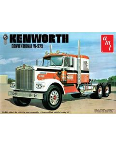 AMT 1021 Kenworth W925 Conventional 1/25