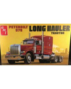 AMT 1169 Peterbilt 378 Long Hauler Tractor 1/24