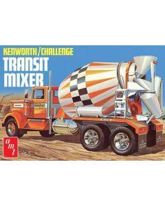 AMT 1215 Kenworth-Challenge Transit Cement Mixer 1/25